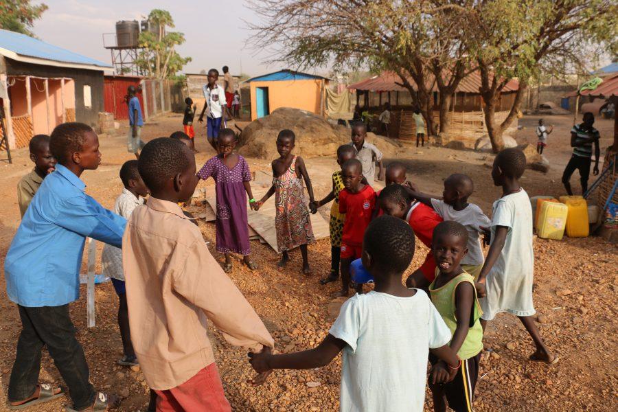 SOS Børneby i Juba, Sydsudan