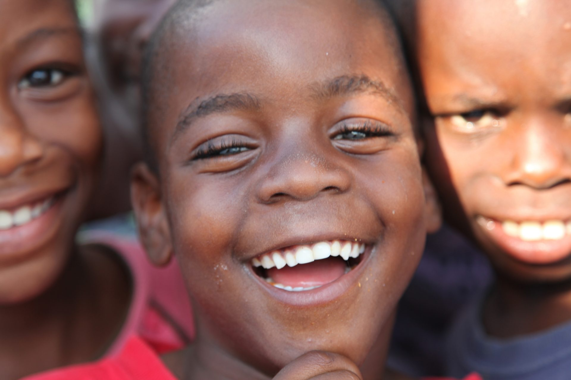 SOS-boern i Haiti Port Au Prince