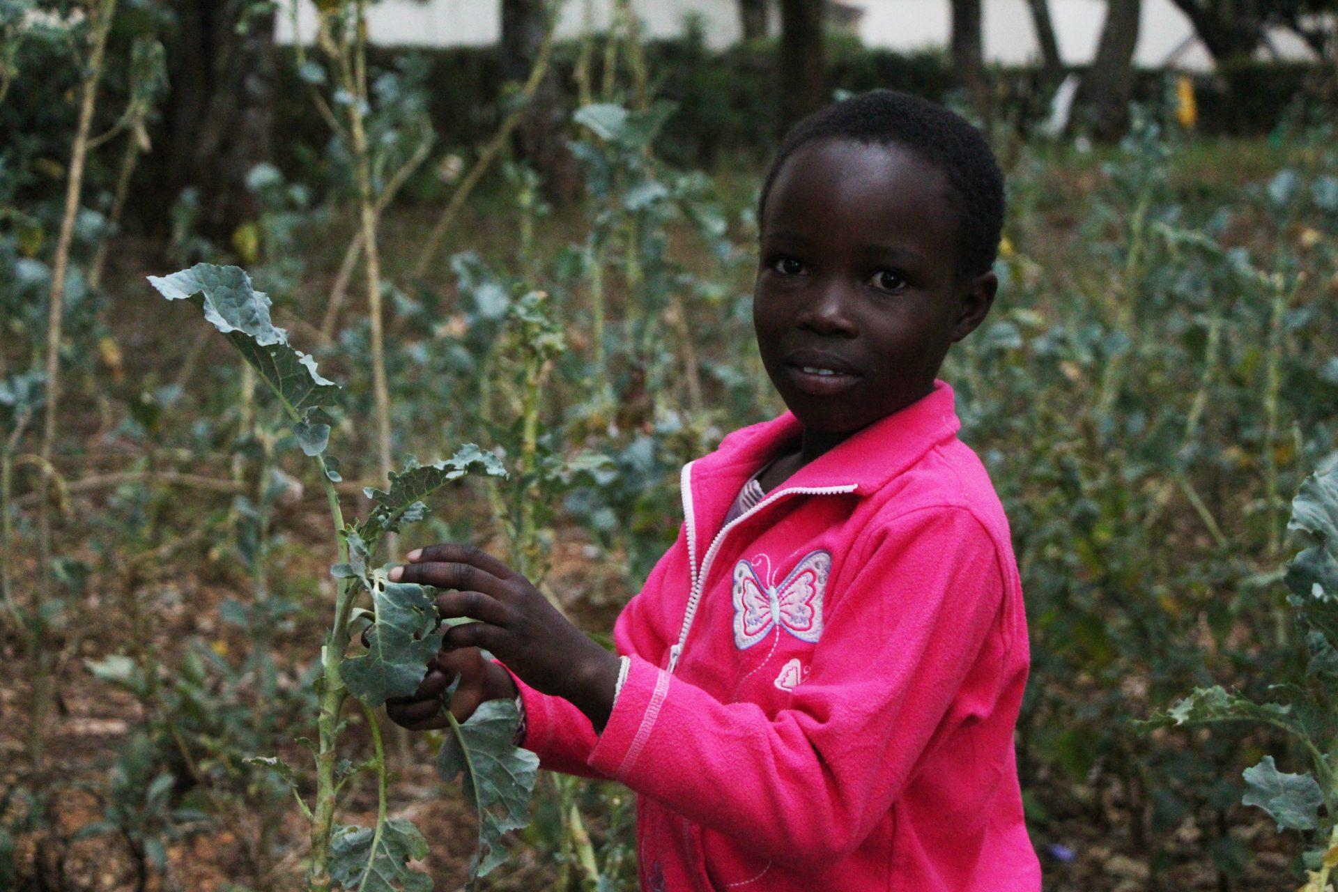 Naomi i Kenya