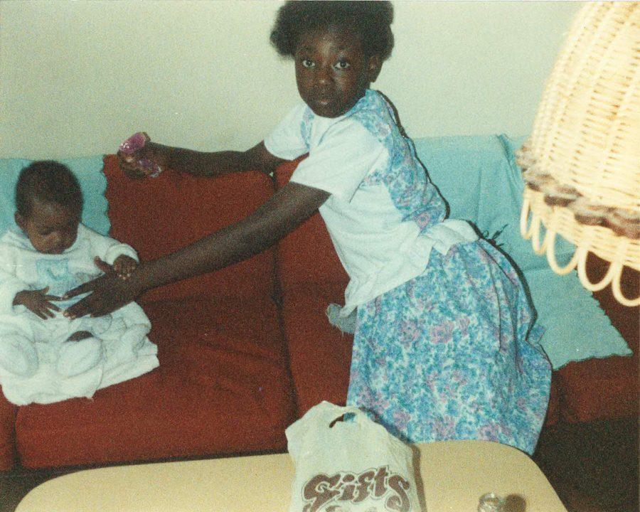 Tapline voksede op i en SOS-boerneby i Nairobi i Kenya