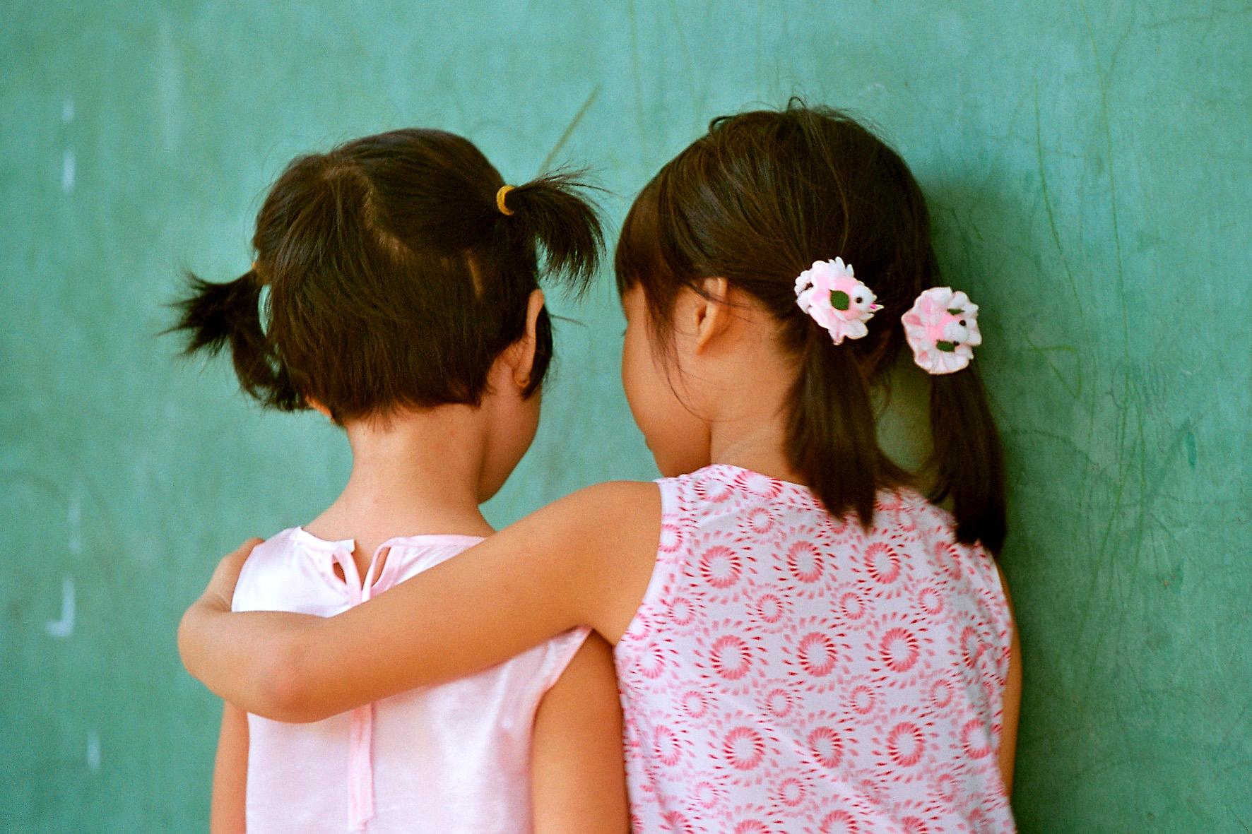 samtaleterapi sårbare børn Ca Mau