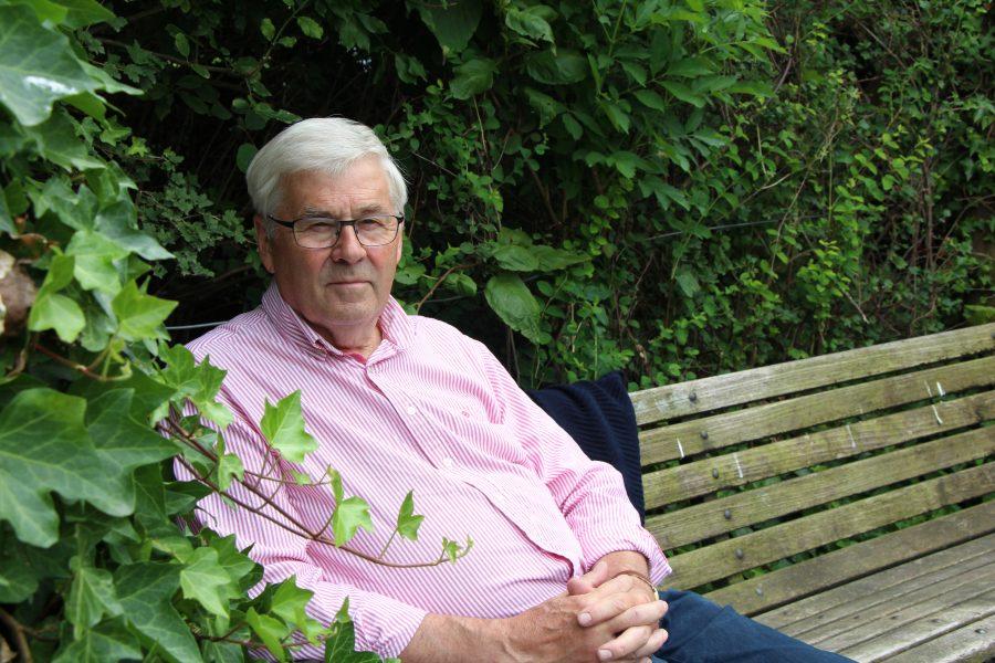 Ulf Skjernov har valgt at testamentere en del af sin arv til SOS Børnebyerne