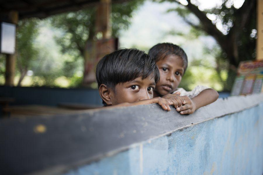 SOS Børnebyerne - Hjælper Sri Lanka efter Tsunamien