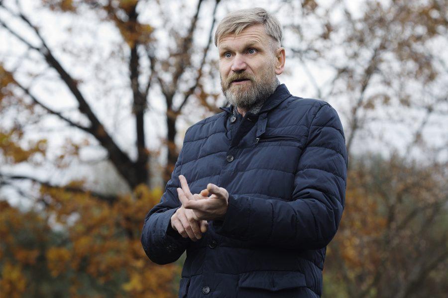 Direktør i SOS Børnebyerne i Rusland