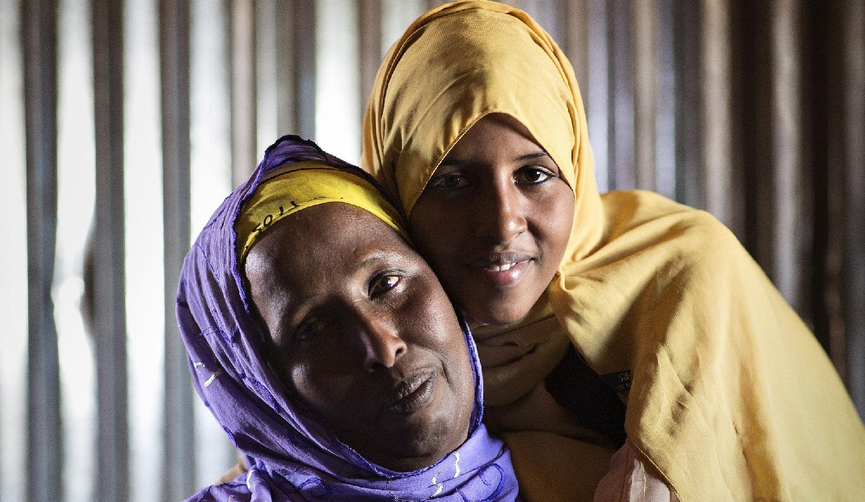 Safia Hassan Og Shamshi