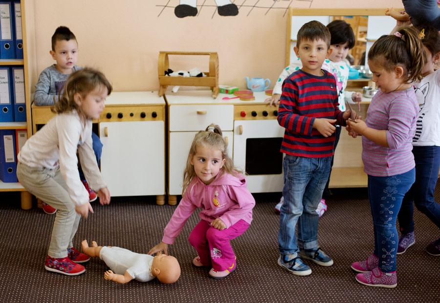 Bidrag til SOS Børnebyerne tæller
